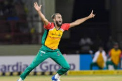 Imran Tahir Set To Be The Only South African Player To Participate In Cpl