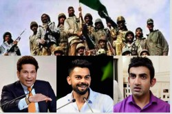 Kargil Vijay Diwas Sachin Tendulkar Virat Kohli Lead Indian Cricketers Paying Tributes To Soldiers