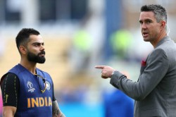 After Retirement Virat Kohli Posts Cheeky Reply For Kevin Pietersen On His Training Video