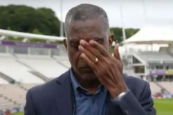 West Indies Legend Michael Holding Breaks Down In Tears While Speaking On Racism Faced By His Parent