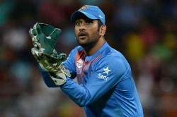 Former Pakistan Pacer Waqar Younis Lavishes Praise On Former India Captain Ms Dhoni