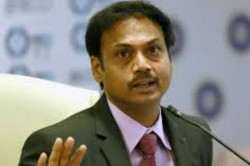 Would Be Ideal To Go With Large Contingent On Australia Tour Says Msk Prasad