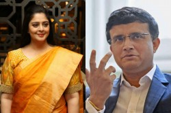 Netizens Poke Fun At Sourav Ganguly After His Past Rumoured Girlfriend Nagma Wished Him On Birthday