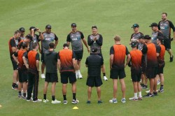 New Zealand Cricketers Start Squad Training At High Performance Centre