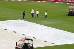 England Vs West Indies 3rd Test Rain Forces Play To Be Abandoned