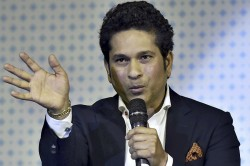 Sachin Tendulkar Says If Drs Shows That The Ball Is Hitting The Stumps Batsman Should Be Given Out