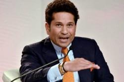 Sachin Tendulkar S Huge Praise For Veteran Pacer