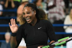 Serena Williams Has Found A New Doubles Partner In Her Daughter Olympia