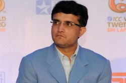 Sourav Ganguly Says Indian Domestic Cricket Will Happen Only When Travelling Is Safe