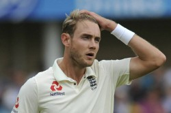 England Vs Pakistan Stuart Broad Fined By Father Chris Broad For Yasir Shah Send Off