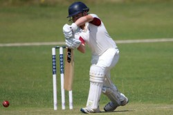 Year Old Scores Century In Adult Cricket Match