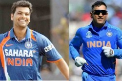 Former India Pacer Rp Singh Reveals The Reason Behind Ms Dhoni Retiring From International Cricket