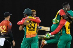 Cpl 2020 Guyana Amazon Warriors Are Yet To Win A Title Despite Reaching The Playoffs Every Single S