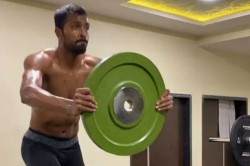 Hardik Pandya Working Hard On His Fitness Ahead Of Ipl 2020 In Uae