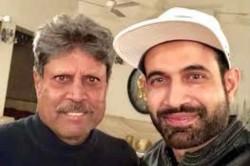 Irfan Pathan Says No Bigger Sporting Hero Than Kapil Dev