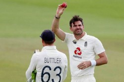 England Vs Pakistan James Anderson Becomes Fourth Bowler To Take 600 Test Wickets