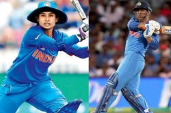 Mithali Raj Says There Will Never Be Another Ms Dhoni