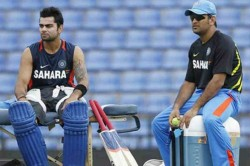 When Ms Dhoni Demoted Virat Kohli To Find His Lost Form