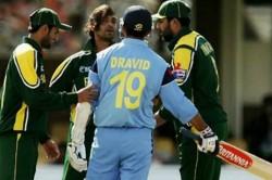 Rahul Dravid S Long Innings Spoil Shoaib Akhtar And Shahid Afridi Friday Night Plans