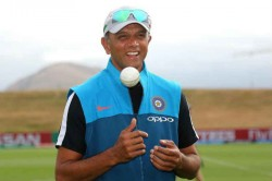 Rahul Dravid Says Don T Let Former Players Experience Go To Waste
