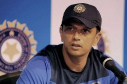 Things Might Get Stressful In October Rahul Dravid On Impact Of Coronavirus Pandemic In Indian Cric