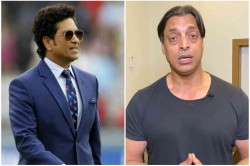 Shoaib Akhtar Recalls Facing Sachin Tendulkar For The First Time
