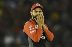 Ipl 2020 Virat Kohli Warns Team Members One Mistake Could Spoil Whole Tournament