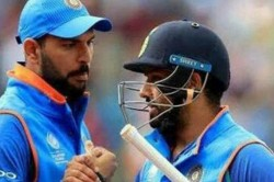 Yuvraj Singh Funnily Replies To Rohit Sharma S Post