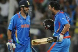 Yuvraj Singh Reminisces Lifting World Cup Trophies With Ms Dhoni