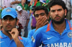 Yuvraj Singh Says Ms Dhoni Showed Me The Real Picture Of My Future In Indian Cricket