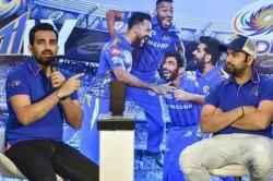 Zaheer Khan Explains What Makes Rohit Sharma A Great Captain