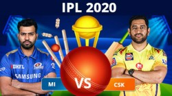 Mi Vs Csk Match 1 Chennai Super Kings Won The Toss And Choose To Field First