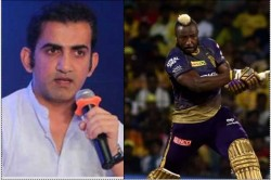 Gautam Gambhir Says There Might Be Two Or Three Bowlers Who Can Trouble Andre Russell In Ipl