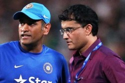 Sourav Ganguly Was Keen To Have Ms Dhoni For 2004 Tour Of Pakistan Says John Wright