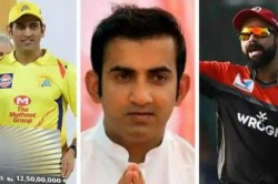 Gautam Gambhir Says Virat Kohli S Biggest Challenge Will Be To Win Ipl 2020 Or Reach Playoffs Rather