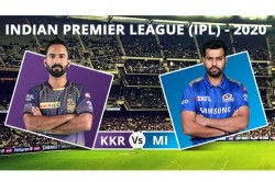Kkr Vs Mi Kolkata Knight Riders Have Won The Toss And Have Opted To Field