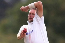 Australian Pacer Suspended After Applying Applying Hand Sanitiser To Ball
