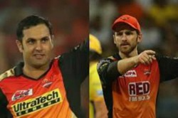 Aakash Chopra Says Mohammad Nabi S Form Might Put Kane Williamson S Place In Danger At Srh