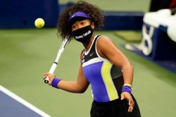 Us Open 2020 Naomi Osaka Wears Mask To Spread Awareness About Racial Injustice