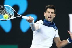 Novak Djokovic Enters Last 16 In Us Open