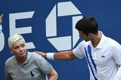 Novak Djokovic Urges His Fans To Stop Trolls On Line Judge