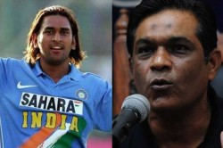 Former Pakistan Captain Rashid Latif Recalls How Tanvir Ahmed Introduced Ms Dhoni To Him