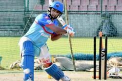 Rishabh Pant Hitting Massive Sixes In Amit Mishra Bowling During Delhi Capitals Training