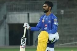 Ruturaj Gaikwad Goes For A Duck His Ipl Debut Match