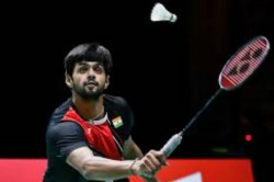 Sai Praneeth Pulls Out Of Thomas Cup Citing Knee Issue
