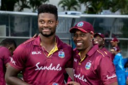 Wi Vs Nz Romario Shepherd To Replace Dwayne Bravo In West Indies Squad For New Zealand Tour