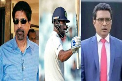 Kris Srikkanth Says Sanjay Manjrekar Doesn T Have Any Other Job After He Questioned Kl Rahul S Test