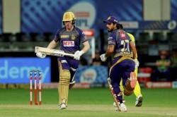 Ipl 2020 Kkr Vs Rr Eoin Morgan Blitz Powers Kolkata Knight Riders To 191 For
