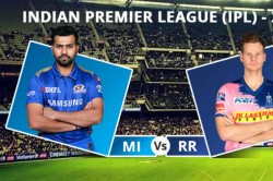 Ipl 2020 Mi Vs Rr Mumbai Indians Have Won The Toss And Have Opted To Bat