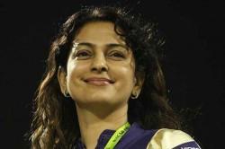 Ipl 2020 Juhi Chawla Prays For Kolkata Knight Riders Goes In Vain